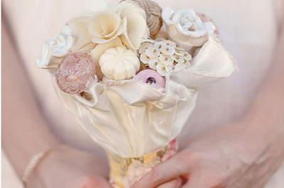 Tendance bouquets de mariée 2013