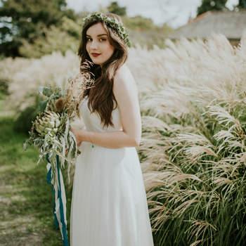 Credits: Enchanted Brides