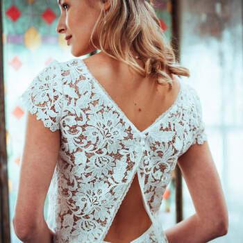 Photo : Guillaume Gilles - Elsa Gary, robe de mariée Futur