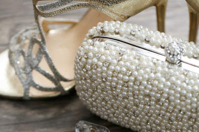 Bridal Clutches for 2016 You Don't Want to Miss!