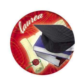 Platos Graduación 10 unidades- Compra en The Wedding Shop