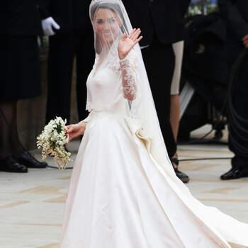 Vestido de noiva da Duquesa Kate Middleton