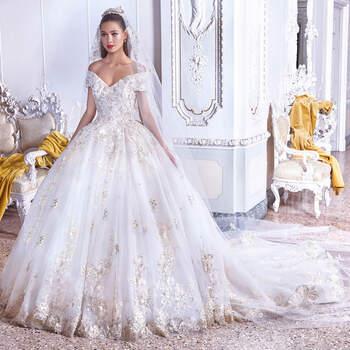 Demetrios Platinum - Vestido Princesa 2021