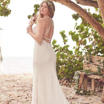 Rebecca Ingram, robe Esmeralda
