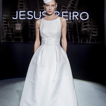 Créditos: Jesus Peiro | Barcelona Bridal Fashion Week