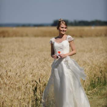 Robe de mariée Catherine Varnier - Modèle Lison