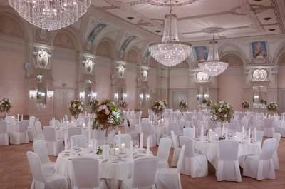 Die 17 besten Hotels für Hochzeiten in Graubünden – Ihr Fest inmitten der Alpen!