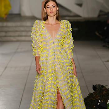 New York Fashion Week S/S 2018. Credits: Carolina Herrera