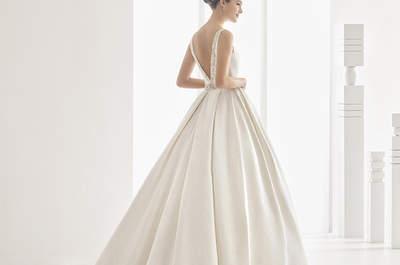 Les robes de mariée les plus romantiques de 2017