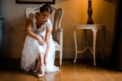 Wie wähle ich die passenden Brautschuhe für meine Hochzeit? Unsere Expertin und Trendsetterin berät!