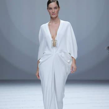 Créditos: Isabel Sanchis   Barcelona Bridal Fashion Week