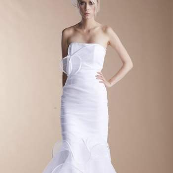 Robe de mariée Suzanne Ermann 2013, modèle Nouchka - Photo : Suzanne Ermann