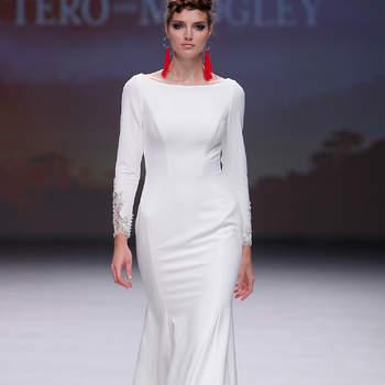 Créditos: Maggie Sottero   Barcelona Bridal Fashion Week