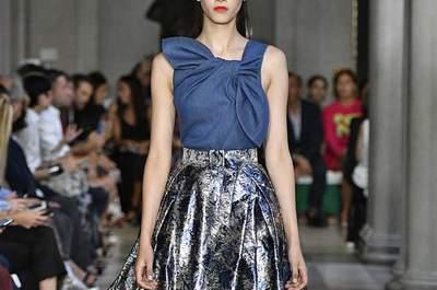 Vestidos de festa da New York Fashion Week primavera verão 2017: todas as tendências!