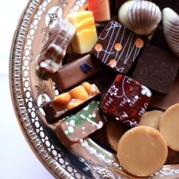 Des douceurs chocolatées : rien de tel pour un buffet de desserts. Source : bestshot.nl
