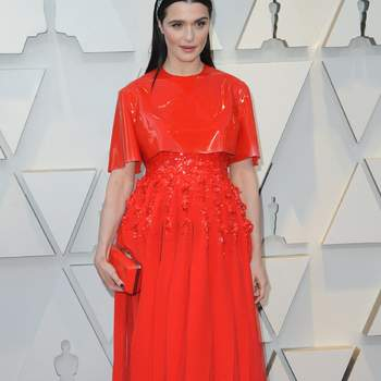 Rachel Weisz vestida de Givenchy / Cordon Press