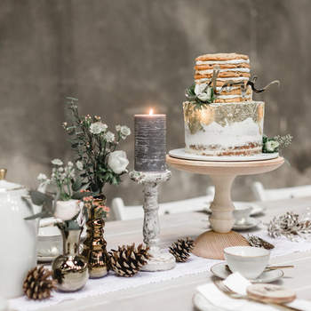Foto: CHM Wedding Stories / Torte: Bella Berta in Laufach
