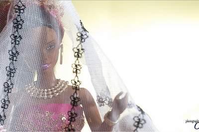 Real Wedding... a brincar: a Barbie e o Ken nigerianos casaram!