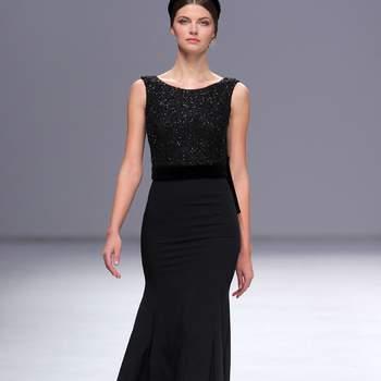 Cristina Tamborero | Credits: Valmont Barcelona Bridal Fashion Week