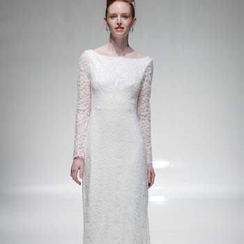 Dress by Emma Hunt. Image: Christopher Dadey for White Gallery London