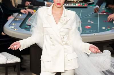 Chanel Alta Costura Otoño Invierno 2015/2016: la moda más espectacular de las pasarelas