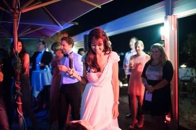 Hoa-Mi et Guillaume : un mariage très chic à Saint-Tropez plein de détails DIY