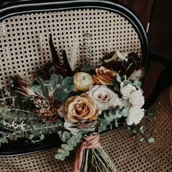 As rosas são as melhores amigas das mulheres | Créditos: Wildly Cultivated