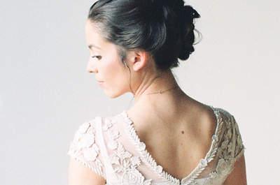Zauberhafte Hochsteckfrisuren für Bräute: Hier finden Sie den richtigen Look für die Hochzeit!