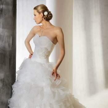 Robe de mariée Christine Couture 2013 - modèle Eve
