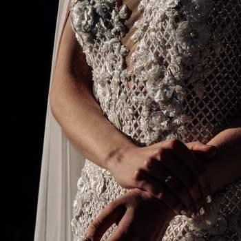 Vestidos Novia Mika Herrera Foto: Deborah Dantzoff