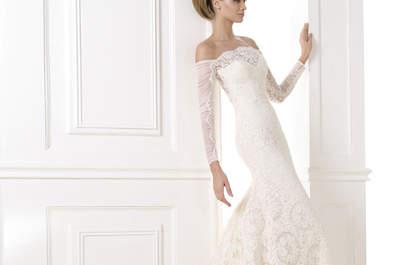 Los espectaculares vestidos de novia de Pronovias 2015