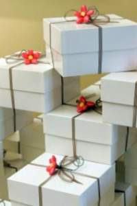 Top 5 Geschenkideen für Ihren Hochzeitstisch