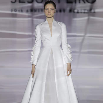 Jesús Peiró. Credits_ Barcelona Bridal Fashion Week(1)