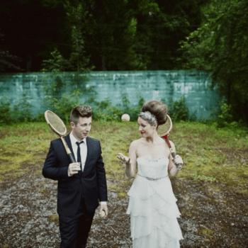 Hier sehen Sie das beste Hochzeitsfoto aus Holland.