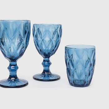 Copas azules. Credits: Textura shop