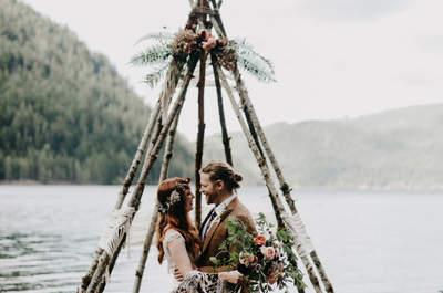 Las mejores ideas para la decoración de ceremonia. ¡Triunfa en tu matrimonio!