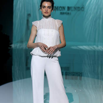 Raimon Bundo. Credits: Barcelona Bridal Fashion Week