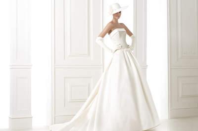 Robes de mariée : une jolie taille pour une mariée sublimée