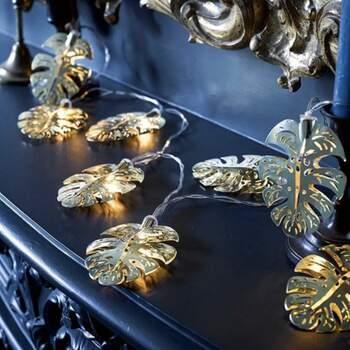 Lumière flocons de neige - The Wedding Shop !