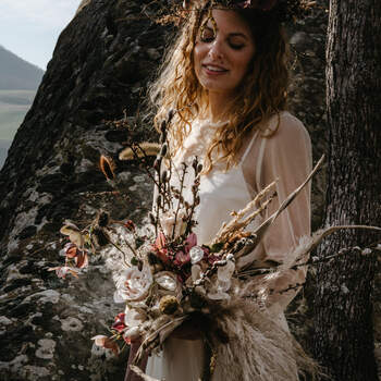 Planning and styling: Federica Cosentino Nature wedding planner  @federica_cosentino_wp | Foto: Giui @giui_poetic_photographer_italy