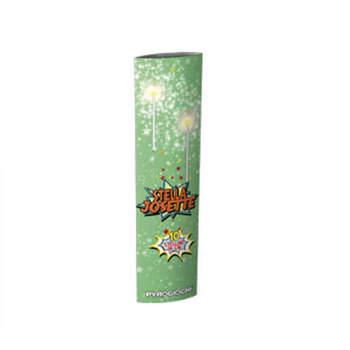 Velas star midi 18 cm 10 unidades - Compra en The Wedding Shop