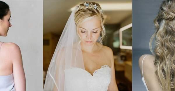 Flechtfrisuren Zur Hochzeit So Schon Konnen Geflochtene Elemente Am