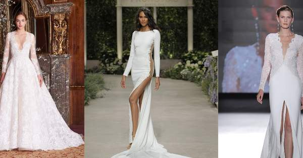 Mariée Modèles Qui Manches À Rêver De LonguesDes Robes Font De2E9YWHIb