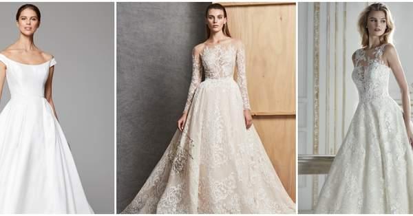 13beca43b5 Suknie ślubne w stylu księżniczki  60 pożądanych wzorów!