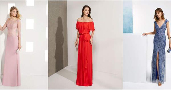 950d6324e8 Más de 100 vestidos de fiesta largos  diseños irresistibles para ser la  invitada más chic
