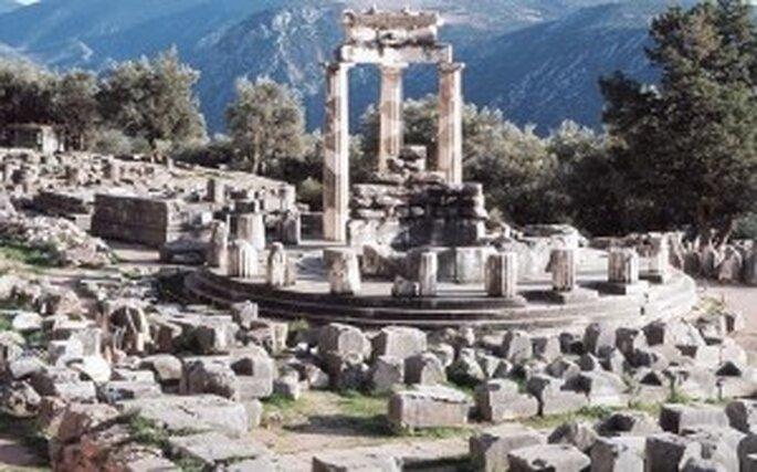 Delphes, Grèce