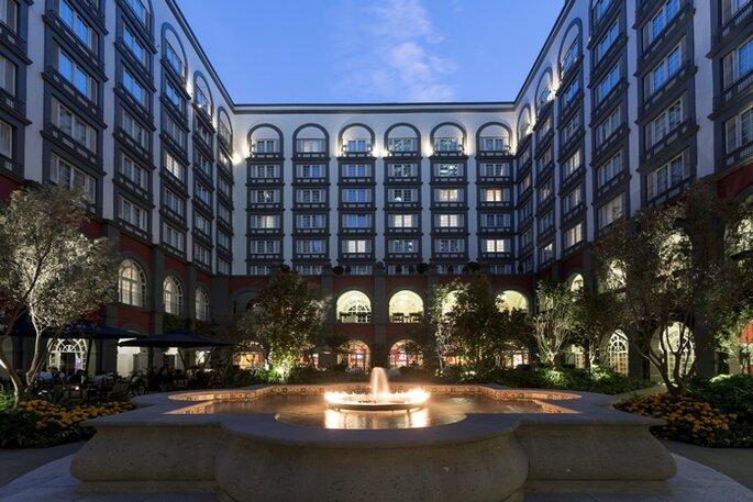 Foto: Hotel Four Seasons Ciudad de México