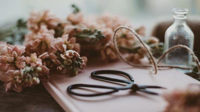 Centrotavola matrimonio fai da te