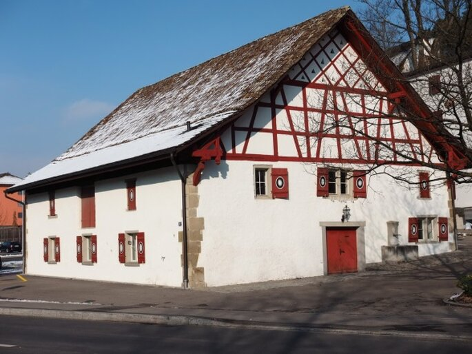 Rote Trotte Winterthur