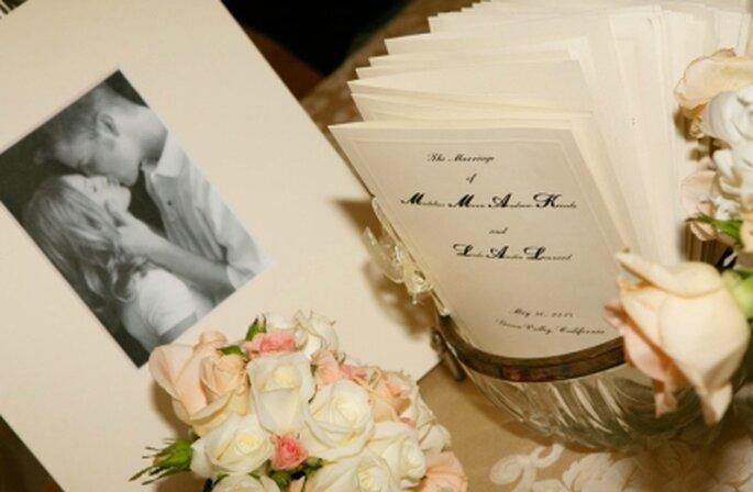 Enviar invitaciones de boda por correo electrónico